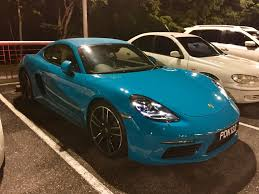 miami blue porsche 718 the official trinidad spotters thread page 461 trinituner com