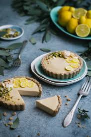 raw meyer lemon cream tarts the kitchen mccabe