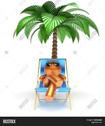 man cartoon character relaxing image u0026 photo bigstock