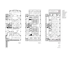 Community Center Floor Plans by The University Of Texas Health Science Center At Houston Of