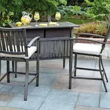 outdoor bar furniture the home depot bar patio furniture patio bar