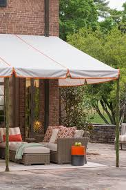 Material For Awnings Residential Shade Fabrics Sunbrella Fabrics