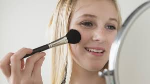 school for make up makeup what s ok for school