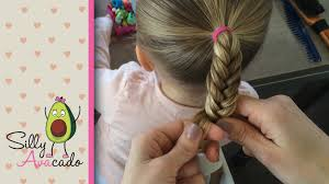 a quick and easy hairstyle i can fo myself braids 5 easy back to school braid hairstyles for toddler girls