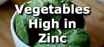 10 Vegetables U0026 Herbs You by 10 Vegetables Highest In Zinc