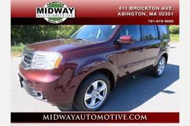 used honda pilot for sale in ma used honda pilot for sale in weymouth ma edmunds