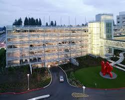 parking garage automotive r f stearns legacy salmon creek hospital parking garage rf stearns