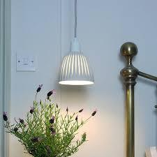 Ceramic Pendant Lights by Birdcage Pendant Light By Harriet Caslin Notonthehighstreet Com