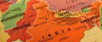 Nepal India Map by Atithi Voyages Destinations