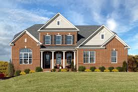 custom homes in washington dc drees homes
