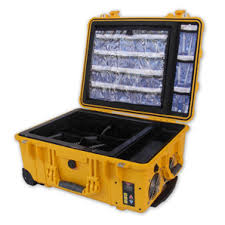 temperature controlled medication cabinet thomas ems clima tech climate controlled ems case