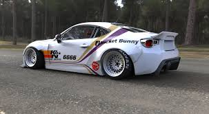 frs scion rocket bunny scion frs subaru brz v2 rocket bunny