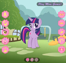 equestria gaming my little pony dress up