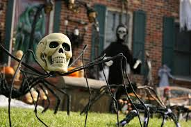Scary Halloween House Decorations 20 Super Scary Halloween Decorations