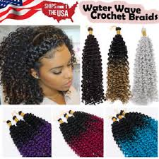 human curly hair for crotchet braiding full head afro crochet braiding braids deep wave curly hair