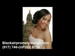 bun hairstyles for african american women for prom and black hair styles for the prom african american prom updos 917