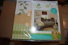Lion King Crib Bedding The Lion King Nursery Bedding Sets Ebay