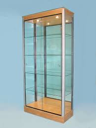 large display cabinet with glass doors glass display cabinets for the home edgarpoe net