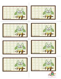 24 best free printable owl labels images on pinterest owl labels