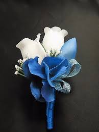 royal blue corsage and boutonniere royal blue corsages for prom fashion dresses