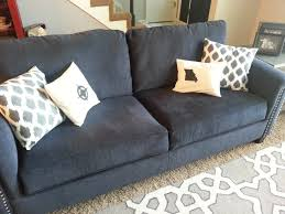 blue and gray sofa pillows bedroom awesome decorative pier one pillows for inspiring living