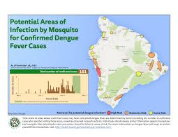 Cdc Malaria Map Hawaii U0027s Dengue Fever Outbreak Is Devastating U2014 But Not Just For