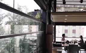 pare vent verre mur de verre motorisé todocristal fr