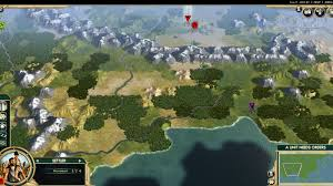 Asia Map Games by Civilization 5 Maps Offer New Take On Familiar Landscapes Polygon