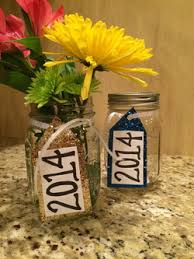 graduation center pieces diy graduation centerpieces