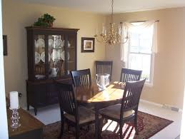 Dark Dining Room Need A New Light Fresh Look To Update This Dark Dining Room