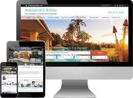 real estate website templates idx solutions strategic agent