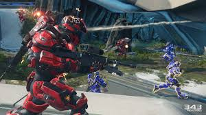 Warzone Maps New Halo 5 Guardians Arena And Warzone Maps Revealed Chief