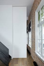 All White Home Interiors by Architecture Interior Refurbished Home In Amsterdam By Witteveen