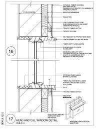 Window Sill Detail Cad Https S Media Cache Ak0 Pinimg Com 564x 92 B1 Ca