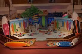 Vbs Decorations Surf Shack Vbs 2016 By Cokesbury