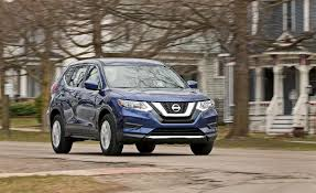 nissan rogue engine problems 2017 nissan rogue in depth model review car and driver