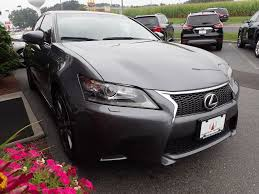 lexus gs350 f sport 2016 pre owned 2015 lexus gs 350 f sport awd nav 4dr car in manheim