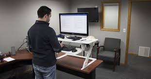 simple standing desk converter top 6 most stable standing desk converters in 2017