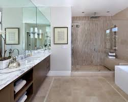 bathroom light and bright colors bathroom modern granite wall