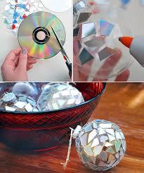 diy cd ornament fabdiy