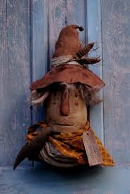 Halloween Craft Patterns 25 Best Primitive Scarecrows Ideas On Pinterest Primitive
