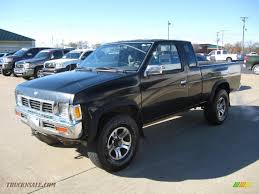 nissan frontier extended cab for sale 1997 nissan hardbody truck se extended cab 4x4 in super black
