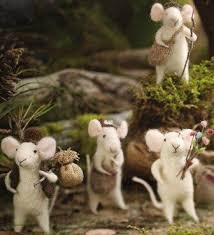 979 best needle felting mice bunnies images on