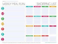 printable meal planner free free meal planner printable 15 pretty menu budgeting tookit menu