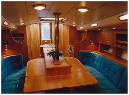 Boat Upholstery Sydney 508 Best Sailboat Interiors Images On Pinterest Sailboat