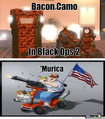 Merica Wheelchair Meme - call of murica fat ops 2 by jinn1458 meme center