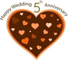 5 year wedding anniversary gift ideas 5 year wedding anniversary gifts for