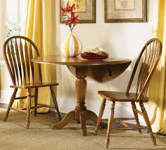 Drop Leaf Dining Room Tables Furniture Low Country Black 6 Piece 58x38 Rectangular Dining Room