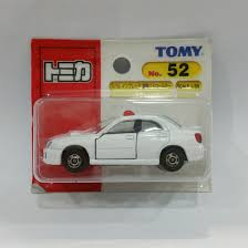subaru lego tomica carded white subaru impreza wrx unmarked investigation