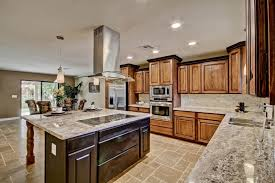craftsman kitchen with kitchen island u0026 pendant light in tempe az